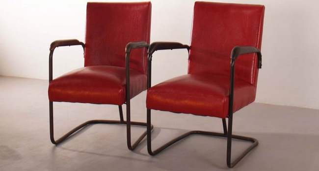 Superieur Chairs By Iron Horse