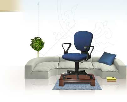 Ergonomic Freedom chairs